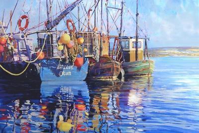 Fishing boats, 2001