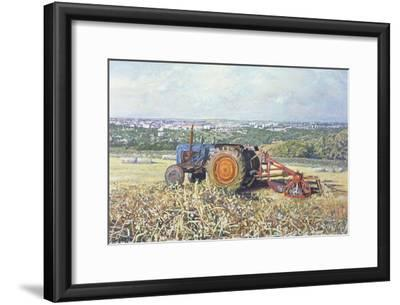 Harvesting Tractor, 1995