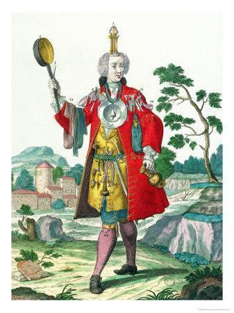 The Surgeon, circa 1735