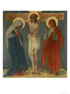 Jesus Dies on the Cross by Martin Feuerstein