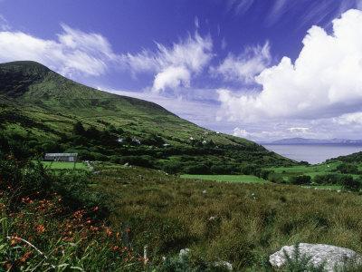Landscape and Sky, Kerry, Ireland