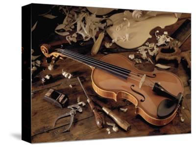 Violin and Tools