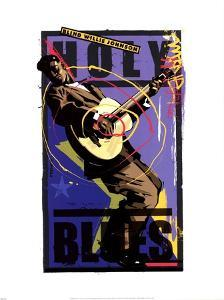 Holy Blues by Martin French