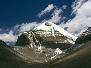Mount Kailas Sacred Pilgrimage Site for Both Buddhists and Hindus by Martin Gray