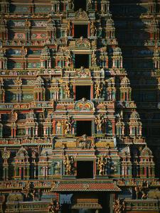 Sri Ranganathaswamy Temple, a Major Pilgrimage Destination for Hindus by Martin Gray