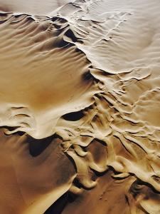 Aerial View of Sand Dunes by Martin Harvey