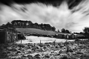Beyond the Ridge II by Martin Henson