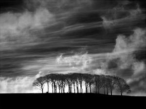 Early Morning Clouds by Martin Henson