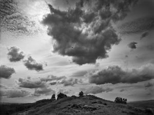 Hill Top Landscape by Martin Henson
