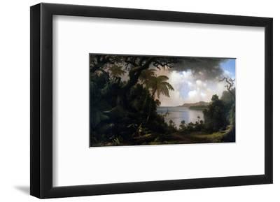 Jamaica, View from Fern-Tree Walk, 1887