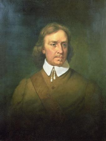 Oliver Cromwell, 1865 by Martin Johnson Heade