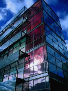 Glass and Steel Architecture of New Copenhagen, Copenhagen, Denmark by Martin Llad??