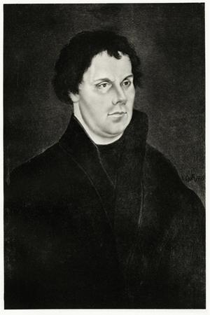 Martin Luther, 1884-90