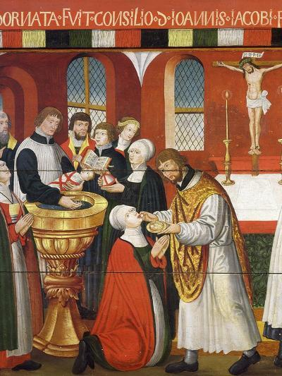 Martin Luther, German Roman Catholic Priest who was Excommunicated and Led Reformation in Germany--Giclee Print