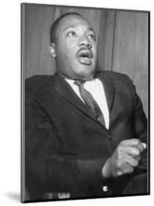 Martin Luther King, 1960