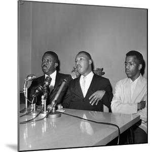 Martin Luther King Jr Montgomery 1961