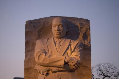 Martin Luther King Jr. National Memorial, a Monument to Civil Rights Leader, Washington, D.C.-Joseph Sohm-Photographic Print