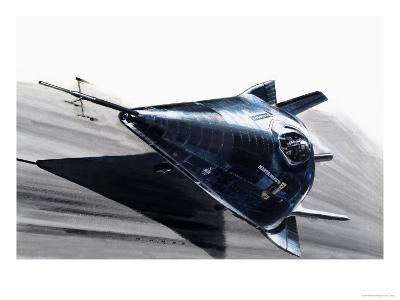 Martin-Marietta X-24-Wilf Hardy-Giclee Print
