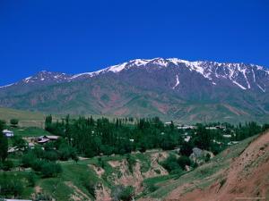 Chatkal Mountains, Angren, Uzbekistan by Martin Moos