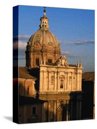 Chiesa Luca E Martina, Rome, Italy