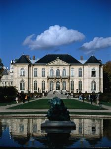 Musee Rodin, Paris, France by Martin Moos