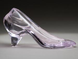 Glass Slipper by Martin Paul