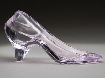 Glass Slipper by Martin Paul
