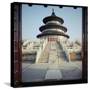 Temple of Heaven by Martin Puddy