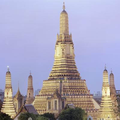 Wat Arun Buddhist temple