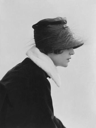 Vanity Fair - Irene Castle in Profile
