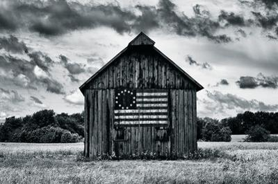 Country Barn by Martin Smith