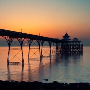 Clevedon Pier by Martin Turner