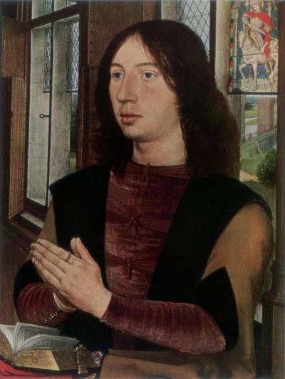 Martin Van Nieuwenhoven, 1487-Hans Memling-Giclee Print