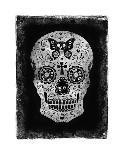 Day of the Dead in Black & Gold-Martin Wagner-Giclee Print