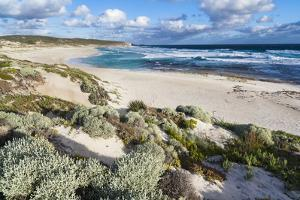 Beach, Hanson Bay, Kangaroo Island, Australia by Martin Zwick