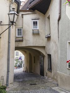 Famous Vineyard, Wachau Cultural Landscape - Medieval Old Town, Krems an Der Donau by Martin Zwick