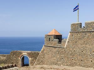 Forte Real de Sao Filipe fortress. Cidade Velha, historic center of Ribeira Grande, Cape Verde. by Martin Zwick