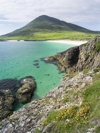 Isle of Harris, the Coast Near Northton. Scotland in July by Martin Zwick