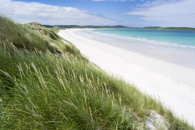 Sandy Beach with Dunes.North Uist Island, Scotland by Martin Zwick