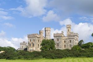 Scotland, Stornoway, Isle of Lewis. Lews Castle and Gardens by Martin Zwick