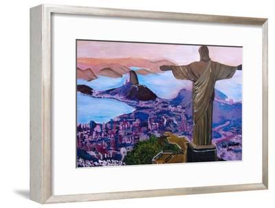 Rio de Janeiro with Christ the Redeemer