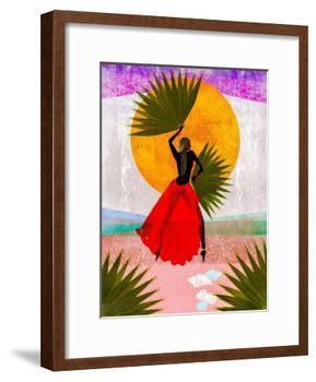 Martine-Erin K. Robinson-Framed Art Print