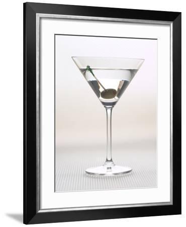 Martini--Framed Photographic Print