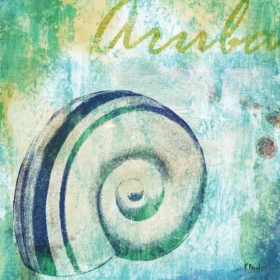 Martinique Shells III-Paul Brent-Premium Giclee Print