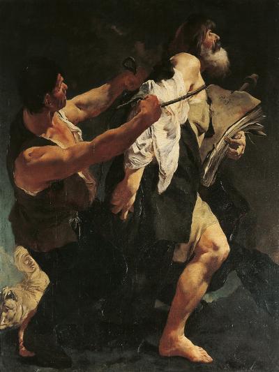 Martyrdom of St James-Giovanni Battista Quadrone-Giclee Print