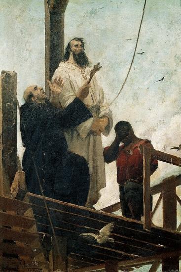 Martyrdom of Tiradentes--Giclee Print