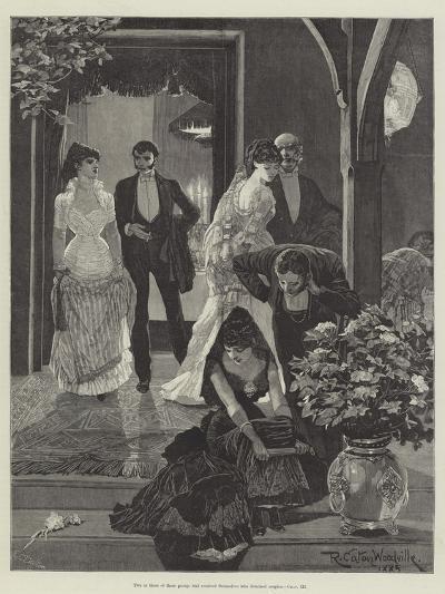 Maruja-Richard Caton Woodville II-Giclee Print
