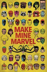 Marvel 80th - Group