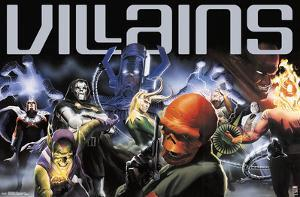 Marvel 80Th - Villains