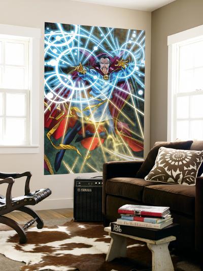 Marvel Adventures Super Heroes No.5 Cover: Dr. Strange-Roger Cruz-Wall Mural